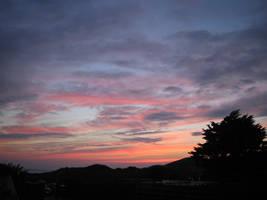 Devon, Sunset by antonthegreat