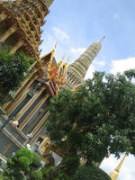 ThaiTemple by antonthegreat