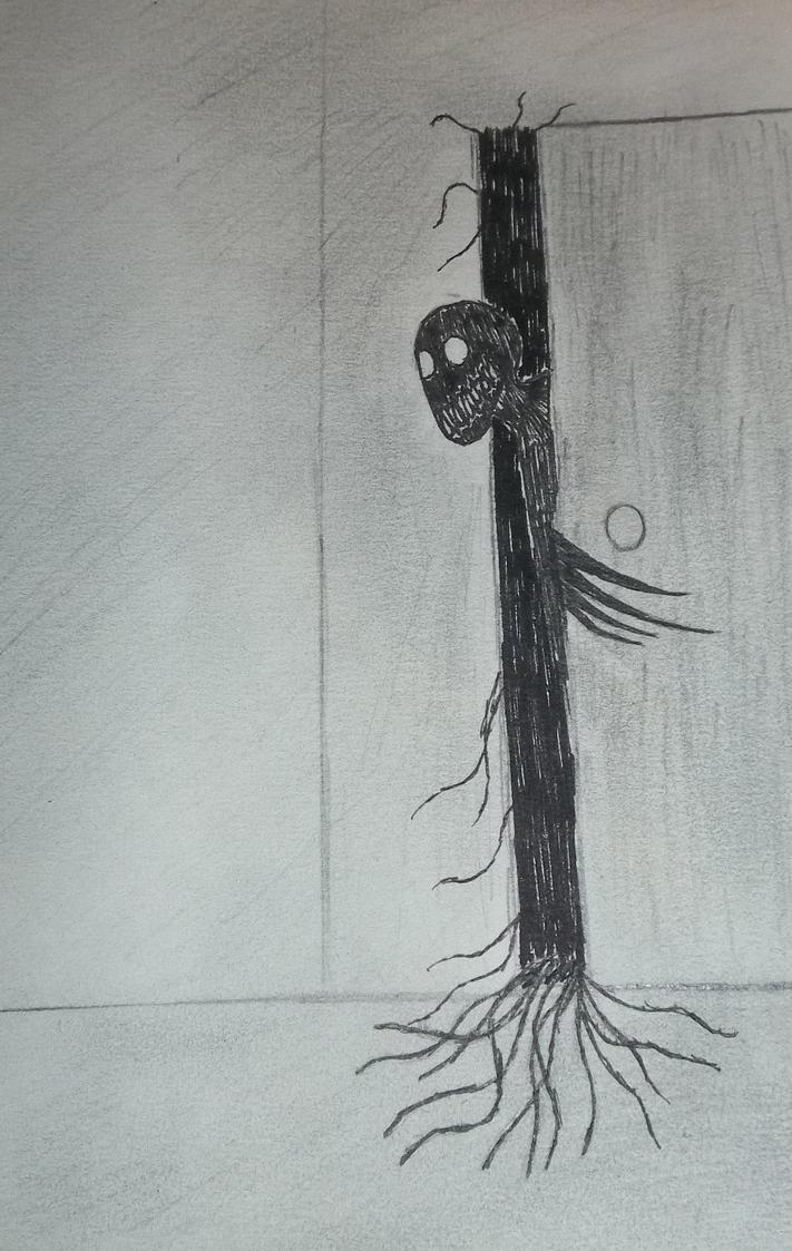 Visit from the Dark by JoyfullDarkness