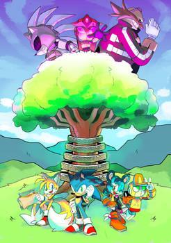 Sonic - Root of Resonance