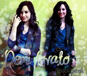 O35.Deemi Lovato by oreoohLOVE