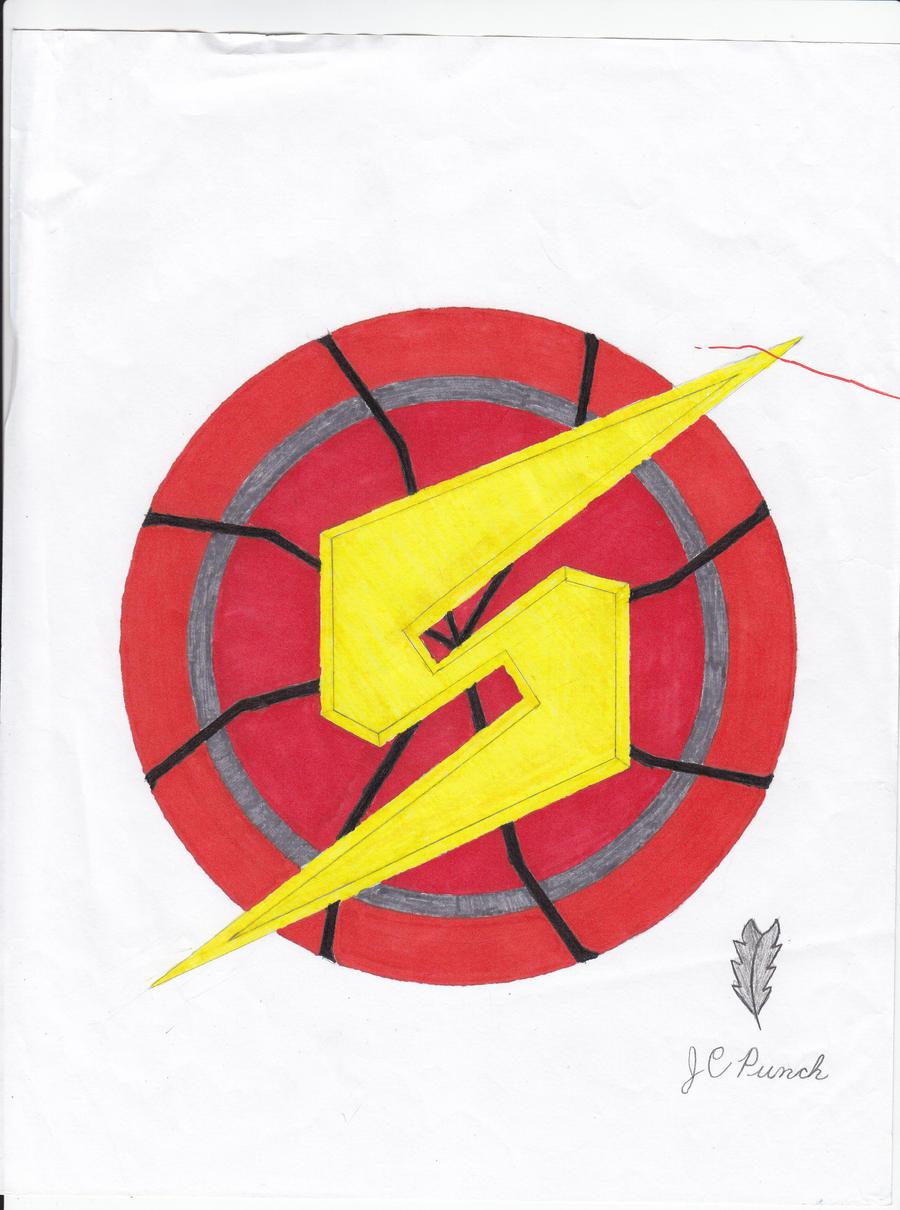 Metroid Symbol by JCPunch