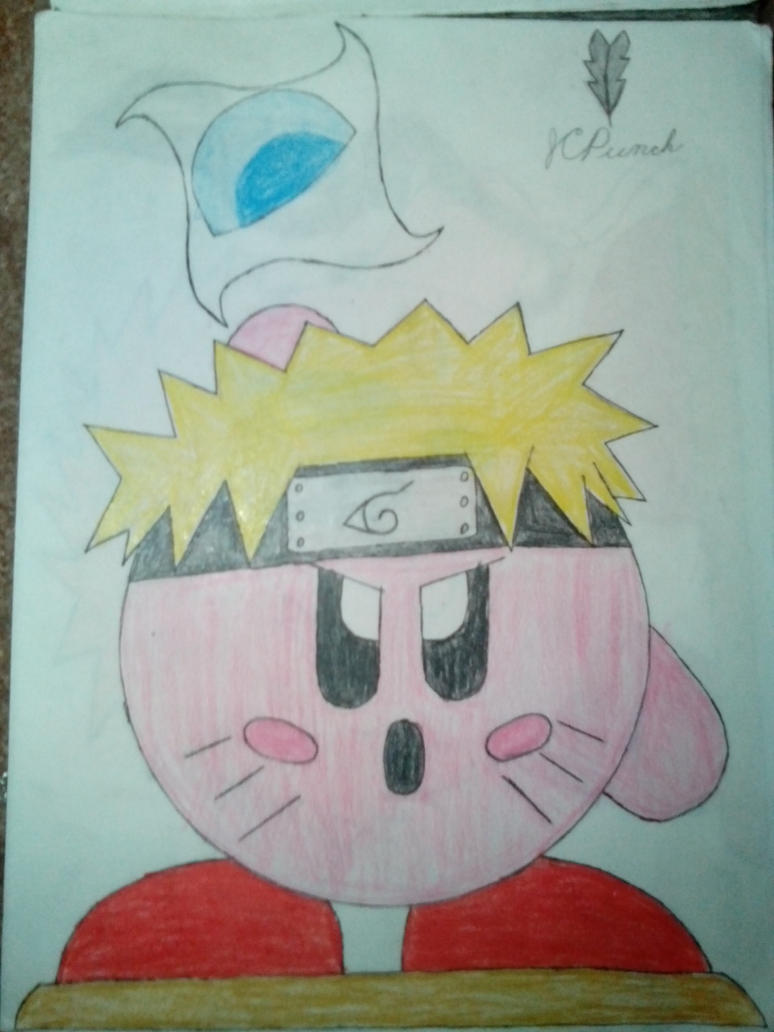 Kirby Hat: Naruto Uzumaki by JCPunch