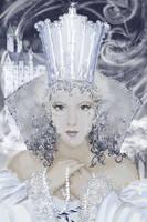 Winter Queen by arventur