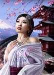 Japanese motif by arventur