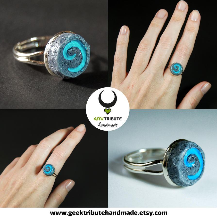 Thumb Ring Polymer Clay