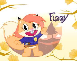 Fuzzy the Fox (Happy Tree Friends Fan Character)