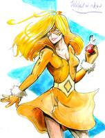 Golden thief by Waterwindow