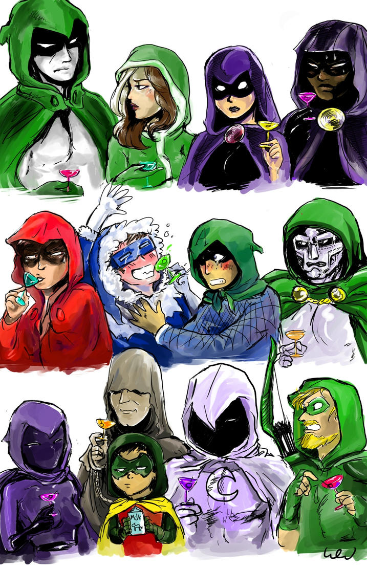 Hood Party by Waterwindow