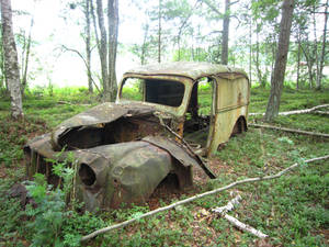 old Ford by tBeast