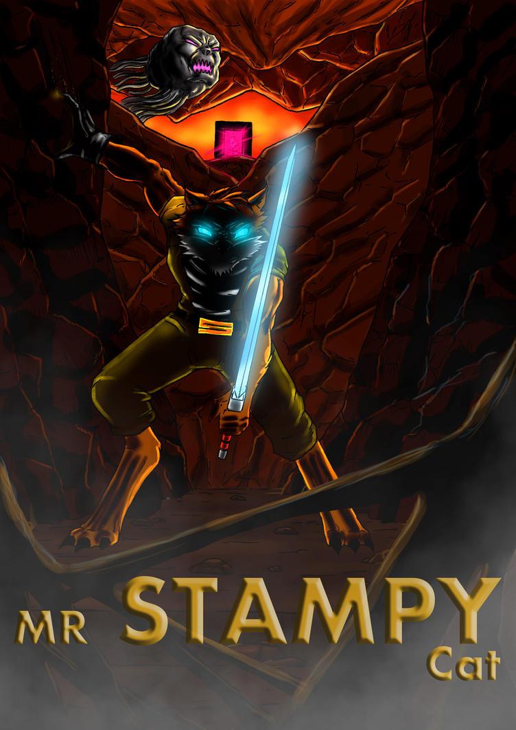 Mr Stampy Cat by Flo-Jitz
