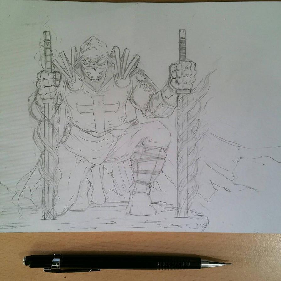 pencils  by Flo-Jitz