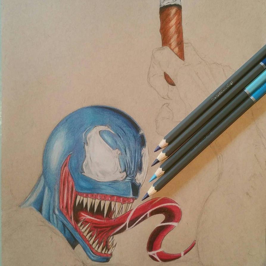 Venom - WIP by Flo-Jitz