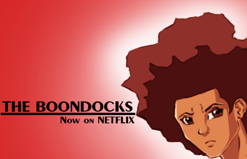 The Boondocks by Flo-Jitz