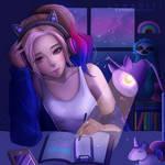 Wengie Lofi Music by Lynariti