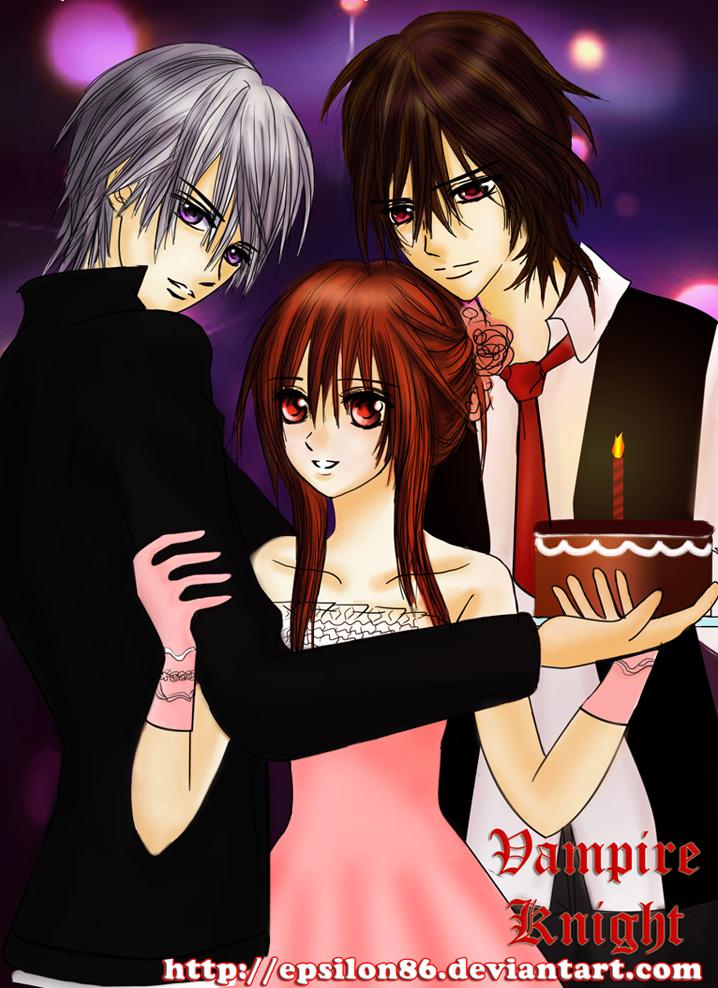 Vampire Knight Birthday Party By Epsilon86