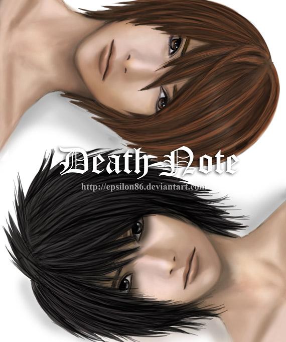 Death Note - Reverse by Epsilon86