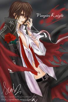 Vampire Knight V - Kaname