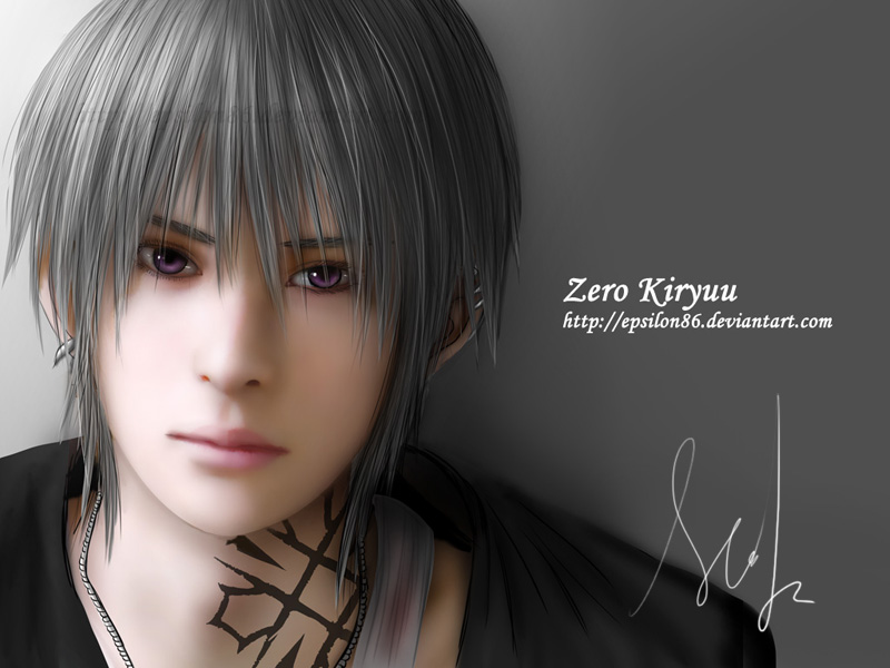Zero Kiryuu by Epsilon86