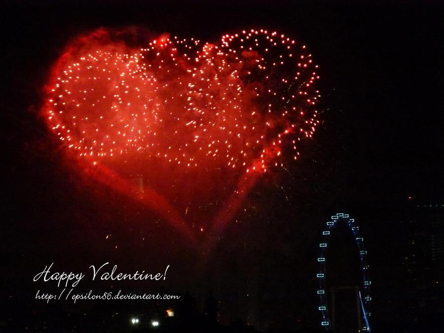 Happy Valentine by Epsilon86