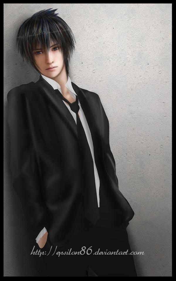 Prince Noctis V by Epsilon86