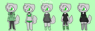 wardobe/outfits by saltysusan