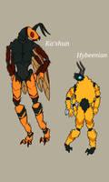 Kashun and Hybeenians
