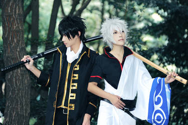 gintama by 0066