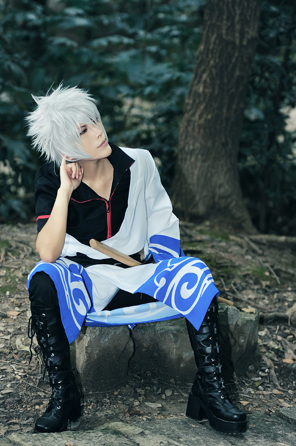 gintoki cosplay - photo #9
