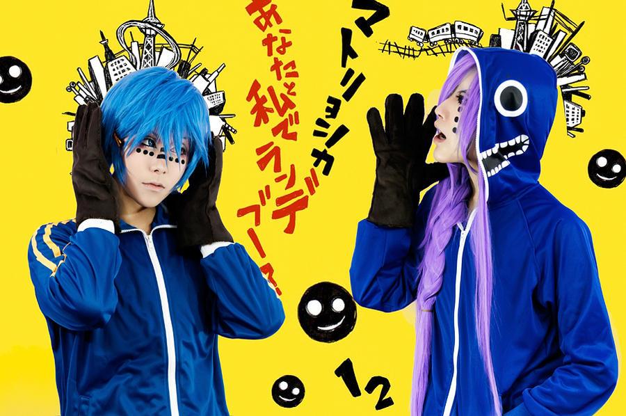 gakupo and kaito - photo #41
