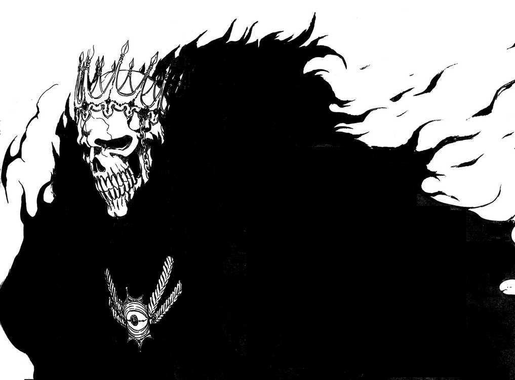 Bleach Death God By Dvdinfiniti On Deviantart