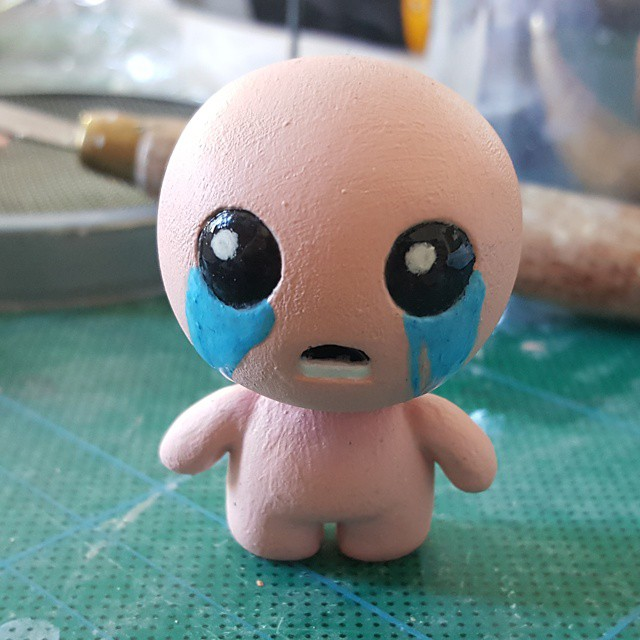Binding of Isaac 1 by GuenhyKitten