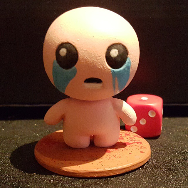Binding Of Isaac 2 By GuenhyKitten On DeviantArt