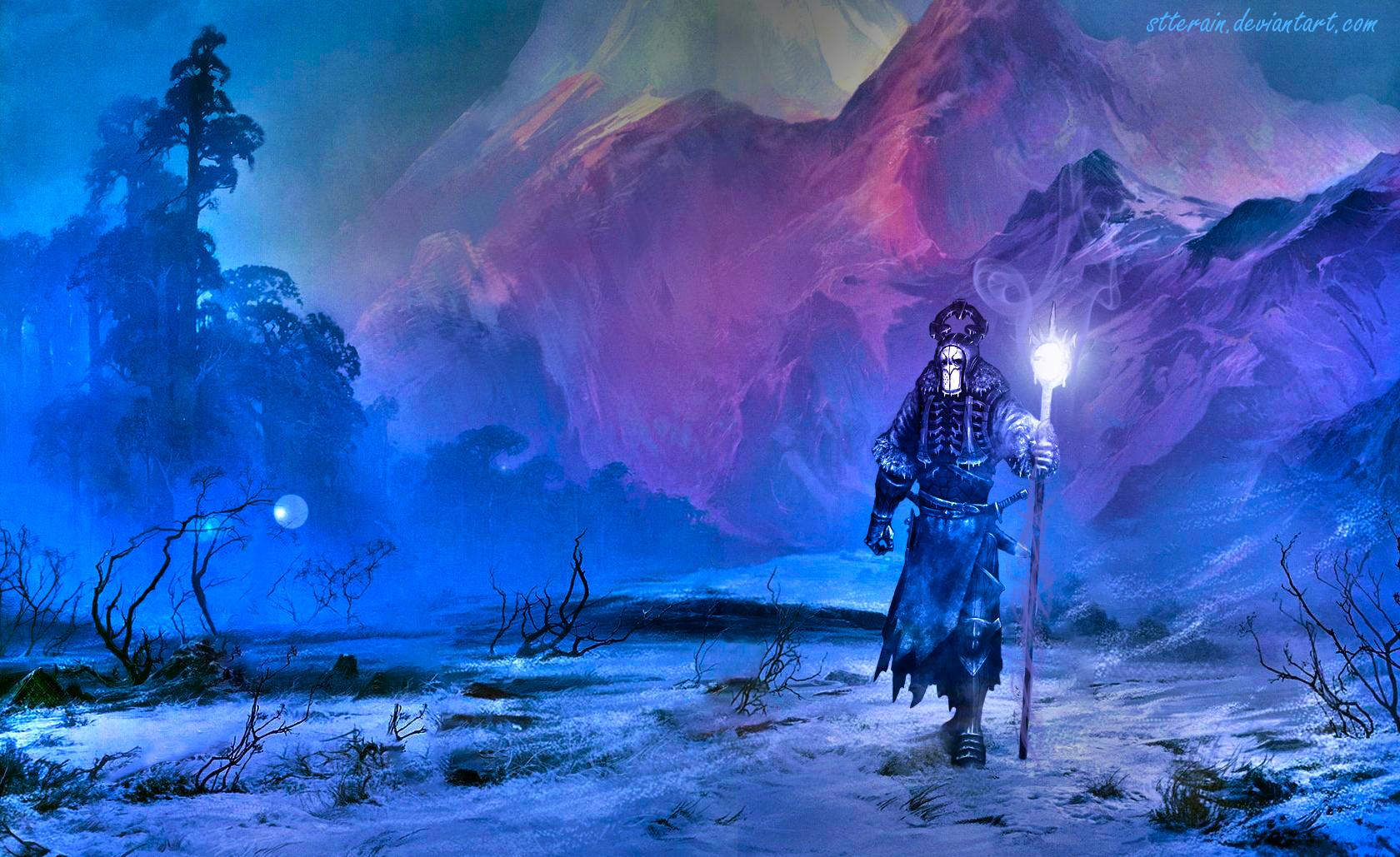 Witcher 3 general caranthir by stterain on deviantart - Caranthir witcher ...