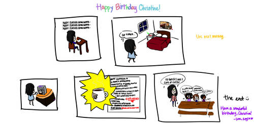 another bday comic