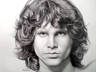 58-2000 Jim Morrison 5-2-2014 by SolyiKim