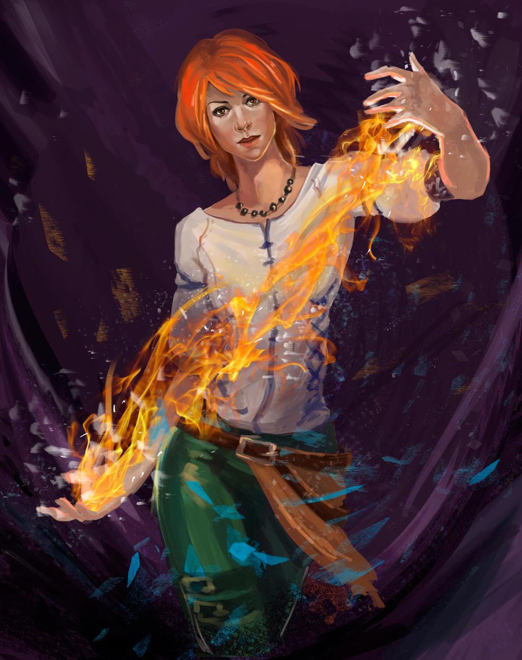 Let it fire by OlenaMinko