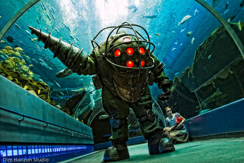 Bioshock - II by DimHorizonStudio