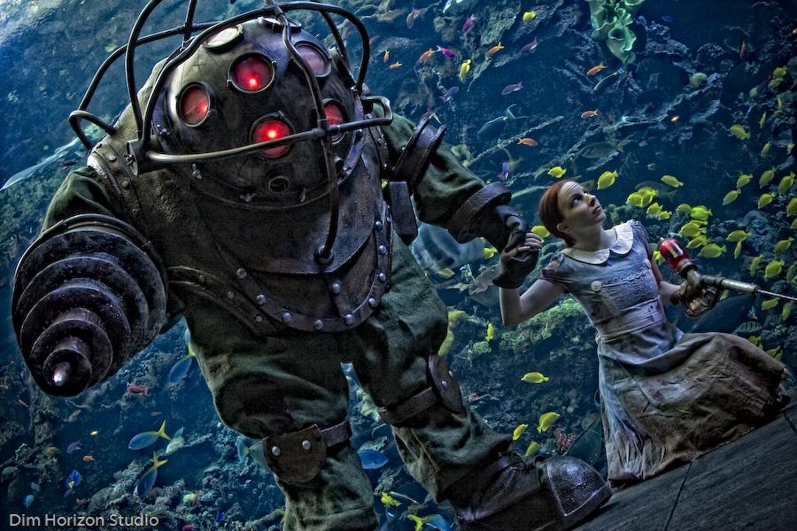 Bioshock - IV by DimHorizonStudio