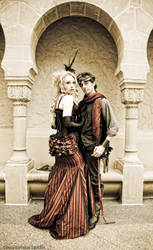 The Couple - I by DimHorizonStudio