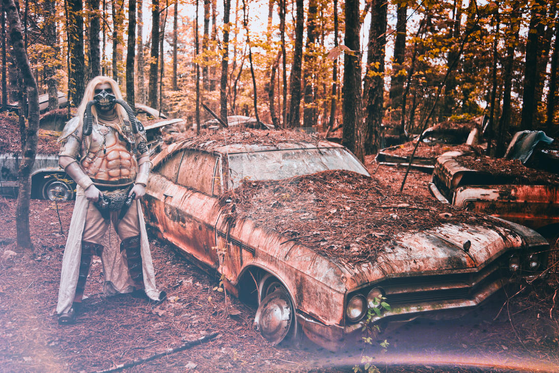 Immortan Joe at Old Car City USA by DimHorizonStudio on DeviantArt