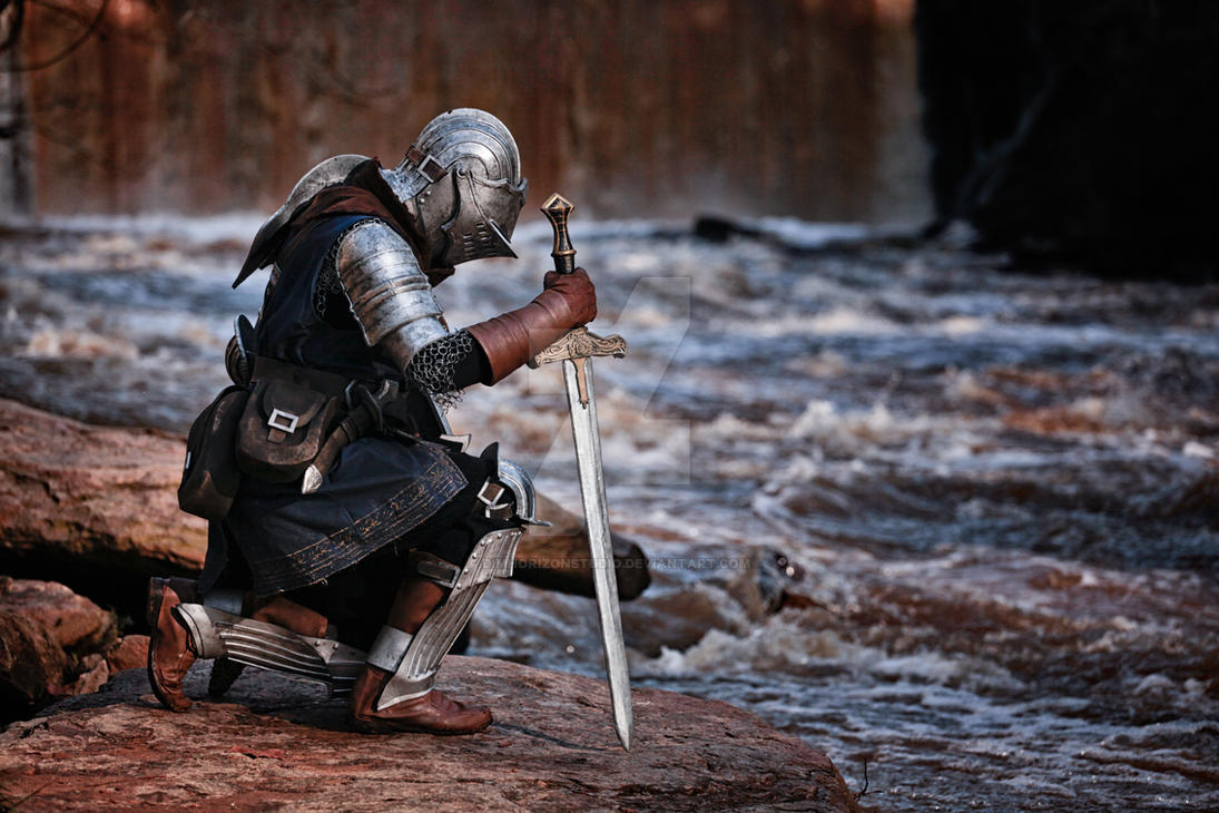 Elite Knight - III by DimHorizonStudio