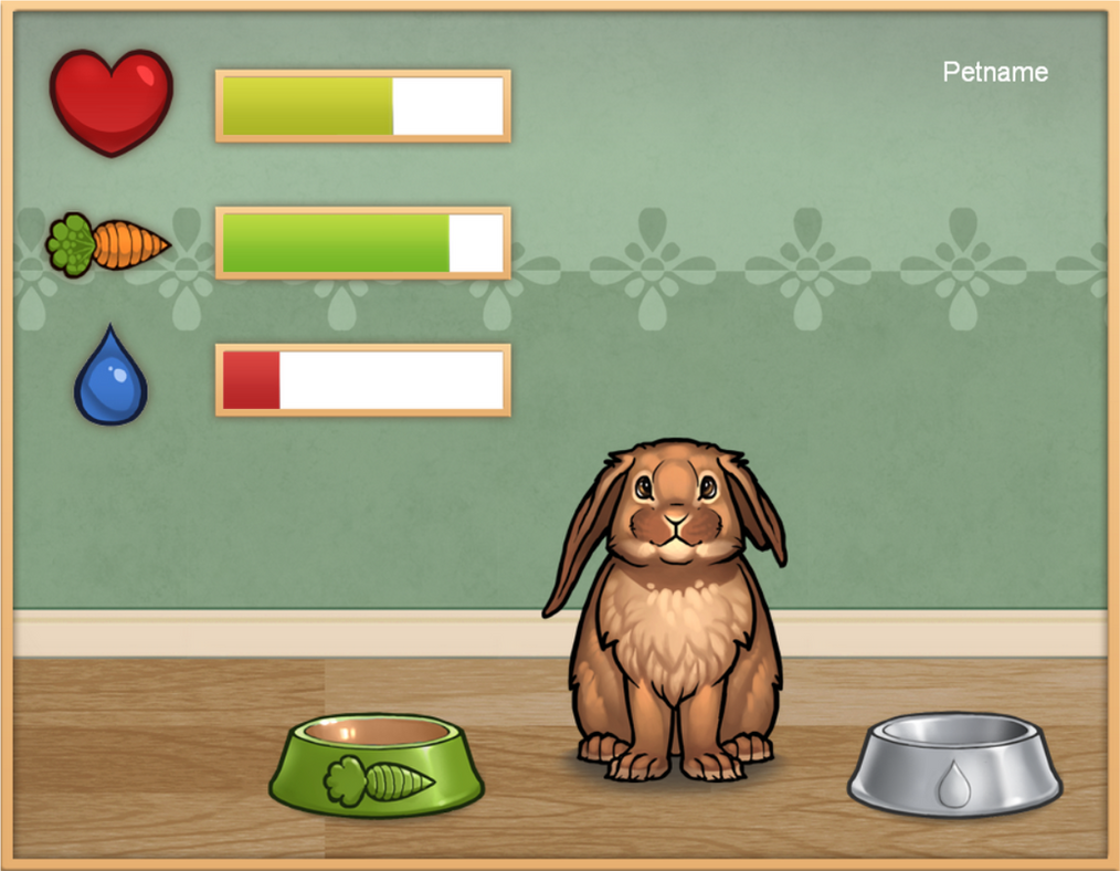 [program commission]Pet adopting browsergame by Kayajima