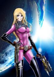 Kei CG movie version Final Commission by brianb3x