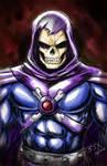 Skeletor by brianb3x