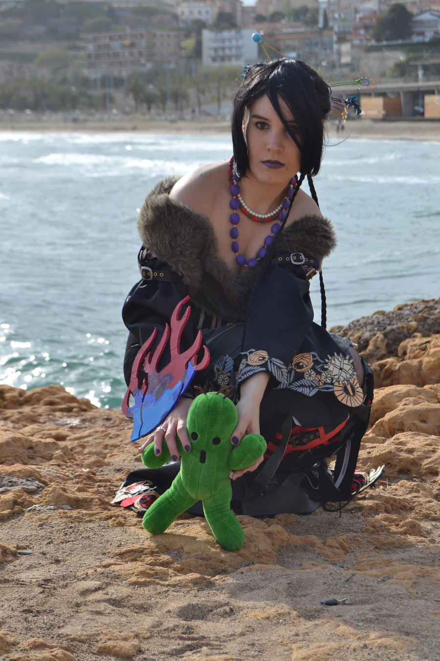 Lulu Cosplay (Final Fantasy X) by IsilielCosplay