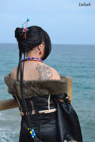 Lulu Cosplay (Final Fantasy X) by IsilielCosplay