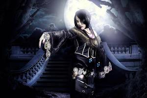 Lulu, Final Fantasy X, Cosplay by IsilielCosplay