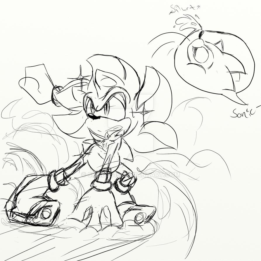 Shadow X Sonic Mpreg Shadow Mpreg Fi...