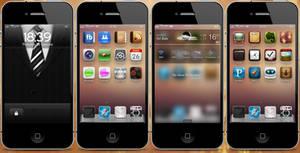 New Theme iOS 5 - 1.2012